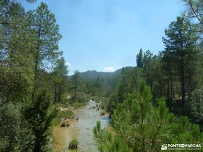 Hoz del Río Escabas-Serranía de Cuenca;grupo de montaña rutas por madrid capital rutas por guadar